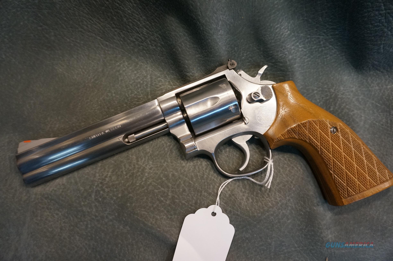"S+W 686 no dash 357Mag 6"" bbl  Guns > Pistols > Smith & Wesson Revolvers > Med. Frame ( K/L )"