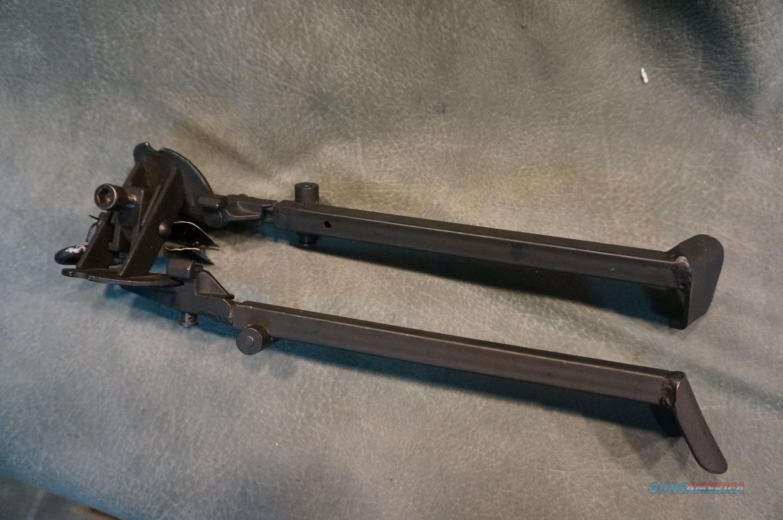 Springfield M1A M2 steel bipod  Non-Guns > Gun Parts > Misc > Rifles