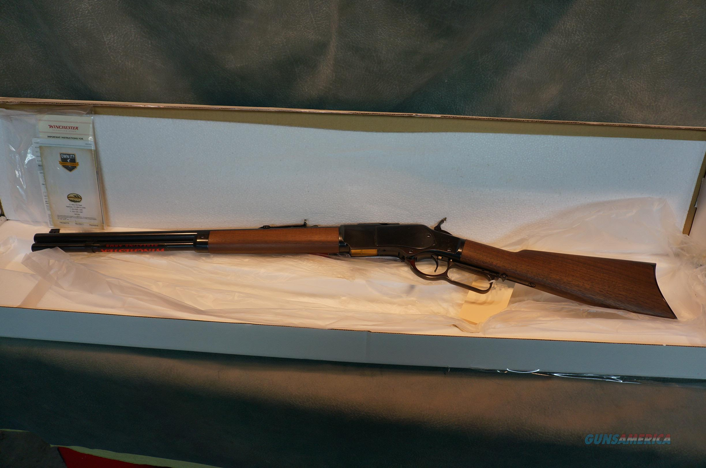 Winchester 1873 Short Rifle 44-40 NIB  Guns > Rifles > Winchester Rifles - Modern Lever > Other Lever > Post-64