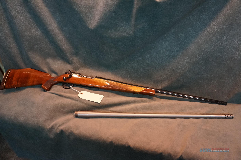 German Weatherby Mark V 378WbyMag w/extra 30-378 bbl  Guns > Rifles > Weatherby Rifles > Sporting