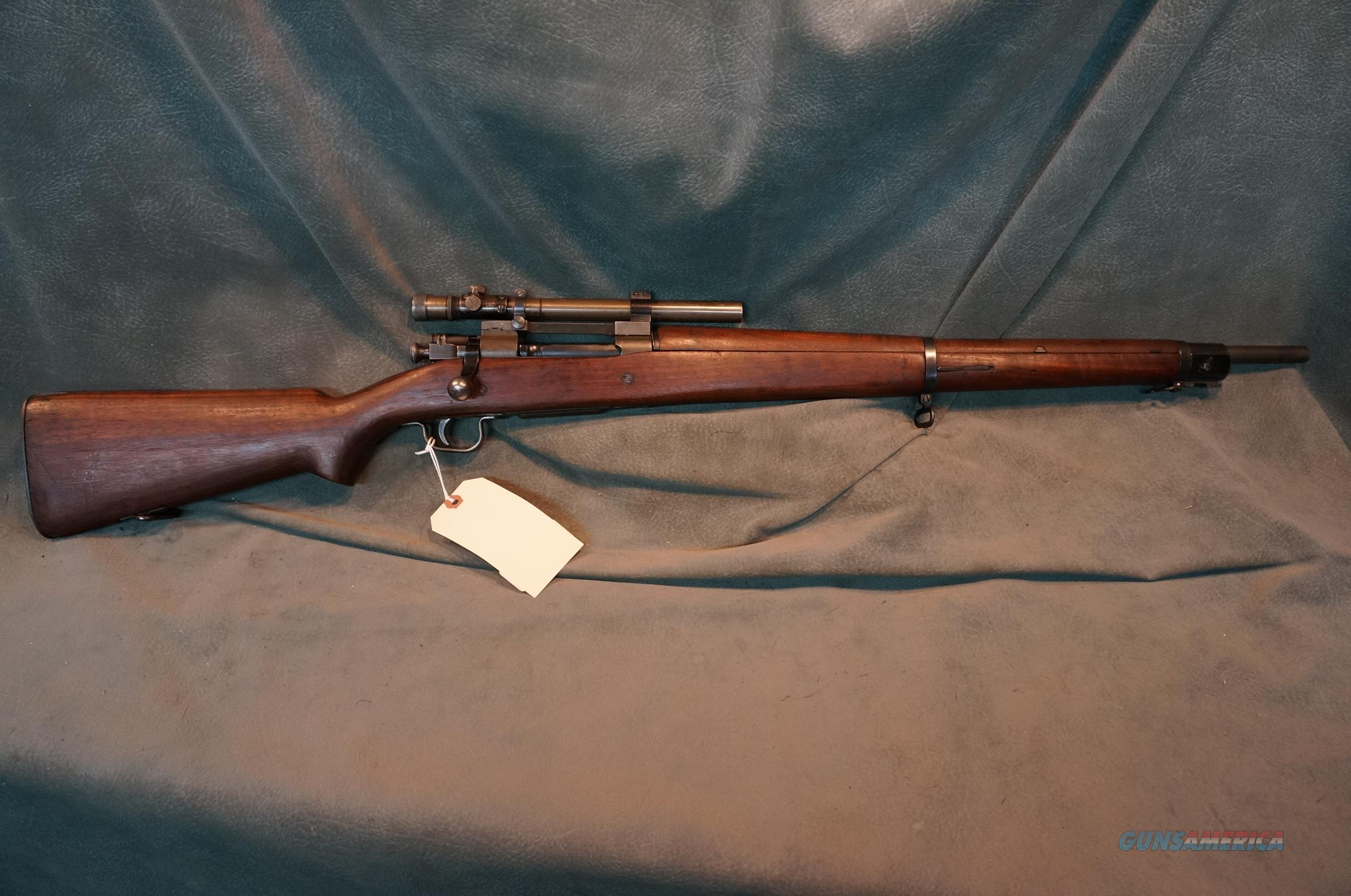 Remington 03-A3 Sniper Rifle 30-06  Guns > Rifles > Military Misc. Rifles US > 1903 Springfield/Variants