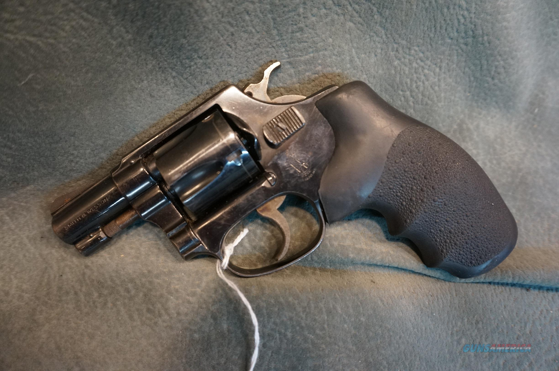 "S+W Model 36 38Sp 2"" flat latch  Guns > Pistols > Smith & Wesson Revolvers > Small Frame ( J )"