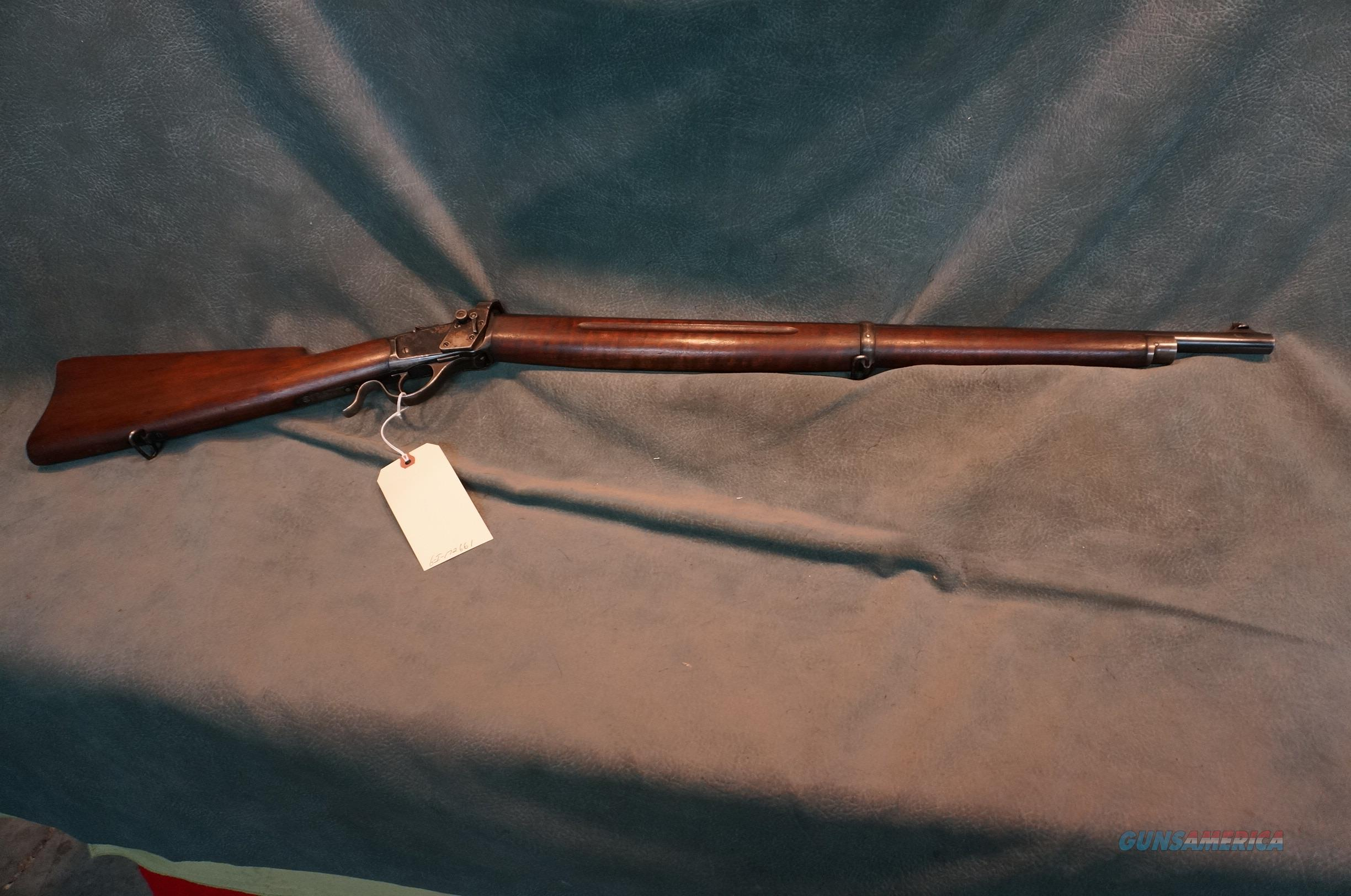Winchester 1885 Winder Musket 22 Short very nice!  Guns > Rifles > Winchester Rifles - Modern Bolt/Auto/Single > Single Shot