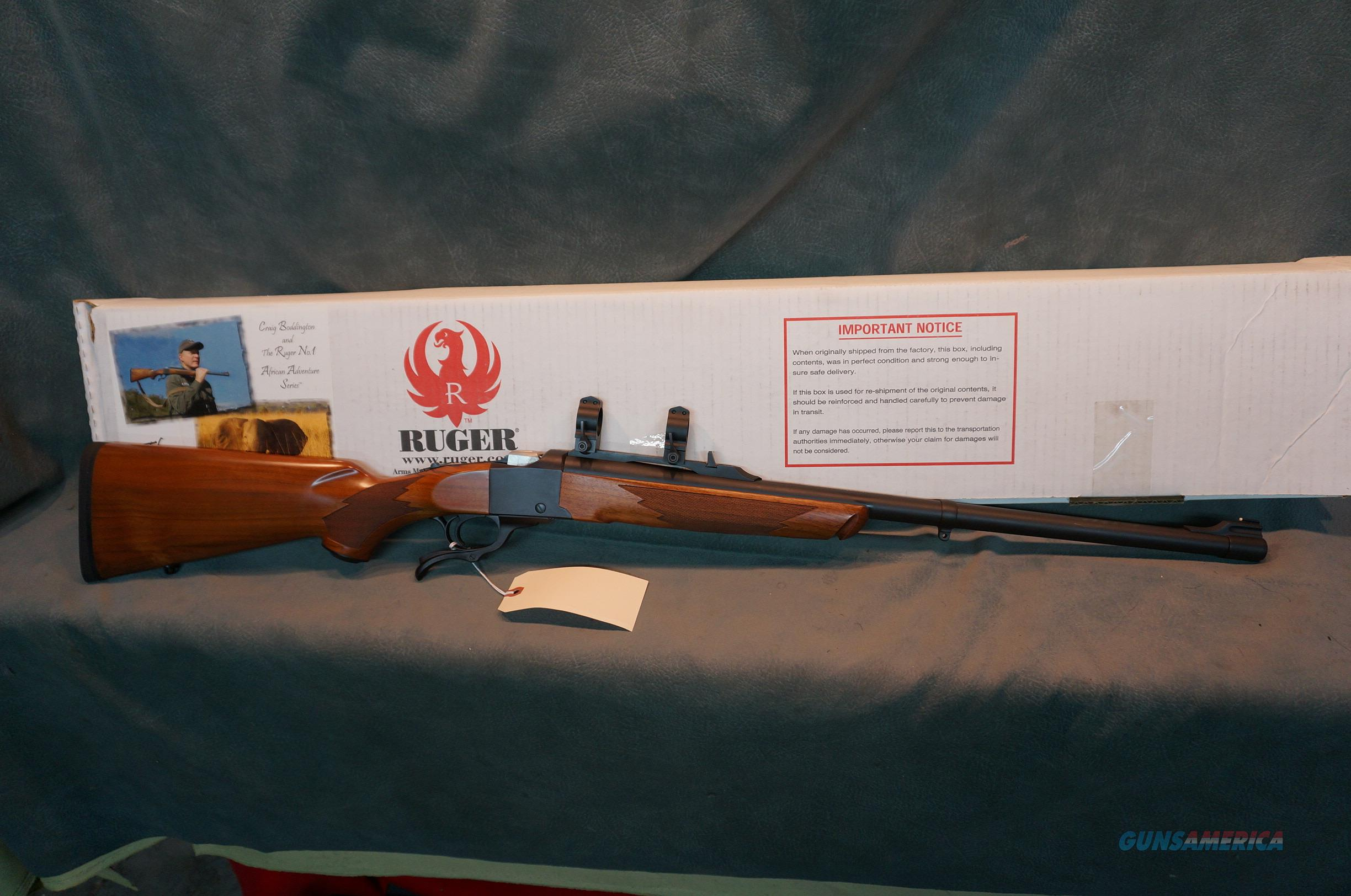 Ruger #1-H Elephant 450 3 1/4 Nitro  Guns > Rifles > Ruger Rifles > #1 Type