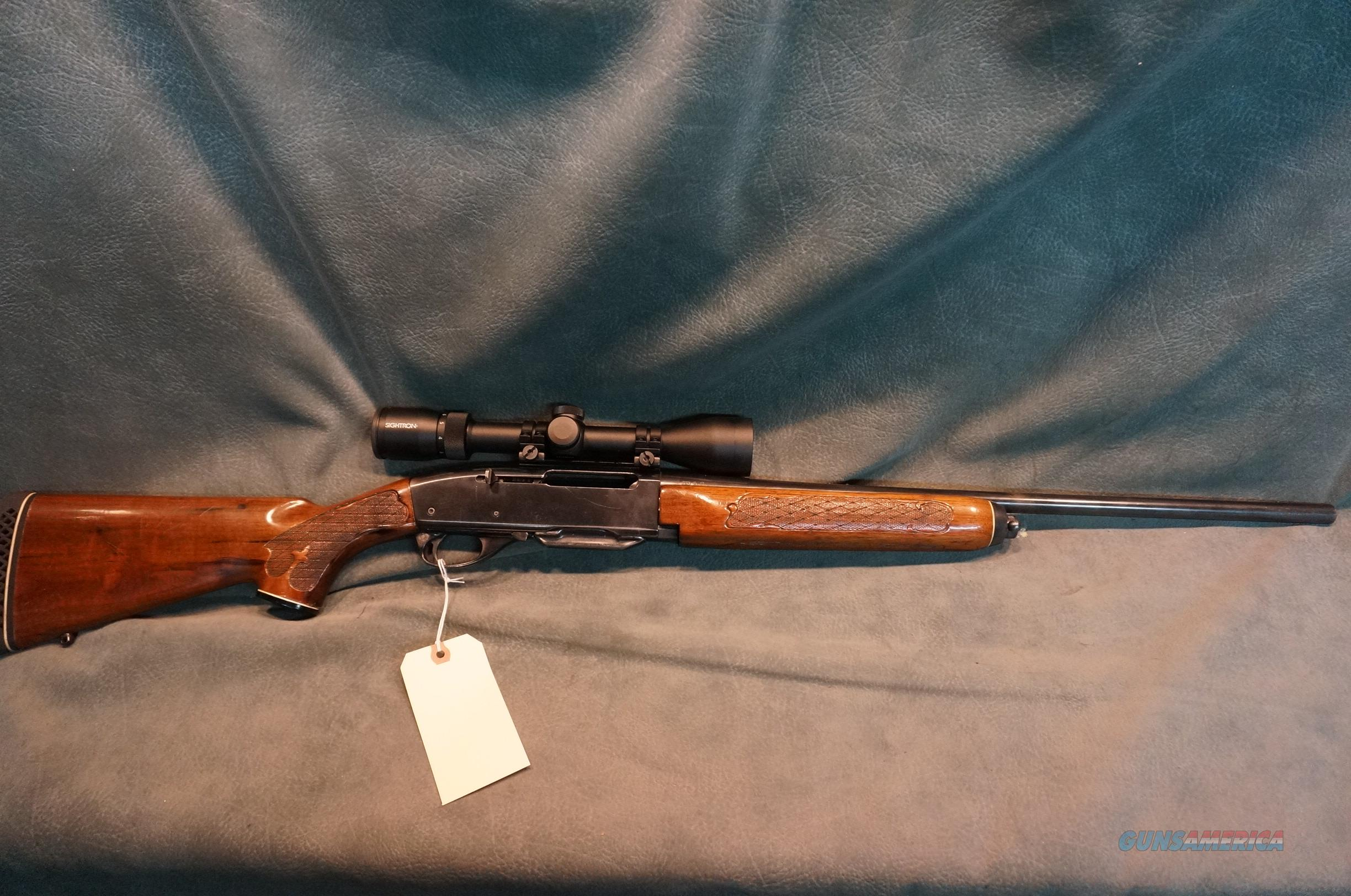 "Remington 742 30-06 22"" barrel w/scope  Guns > Rifles > Remington Rifles - Modern > Other"