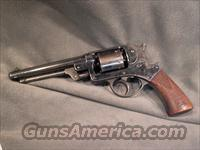 Starr 1858 Double Action 44  Guns > Pistols > Starr Revolvers