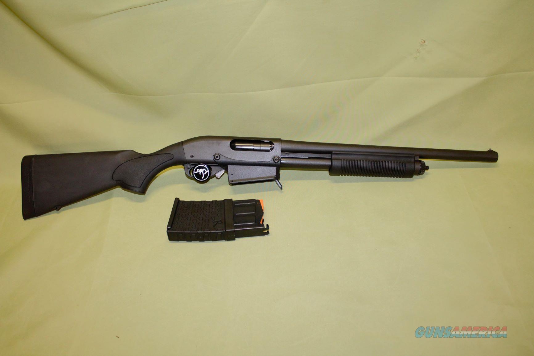 SALE! Remington 870 DM 12 Gauge  Guns > Shotguns > Remington Shotguns  > Pump > Tactical