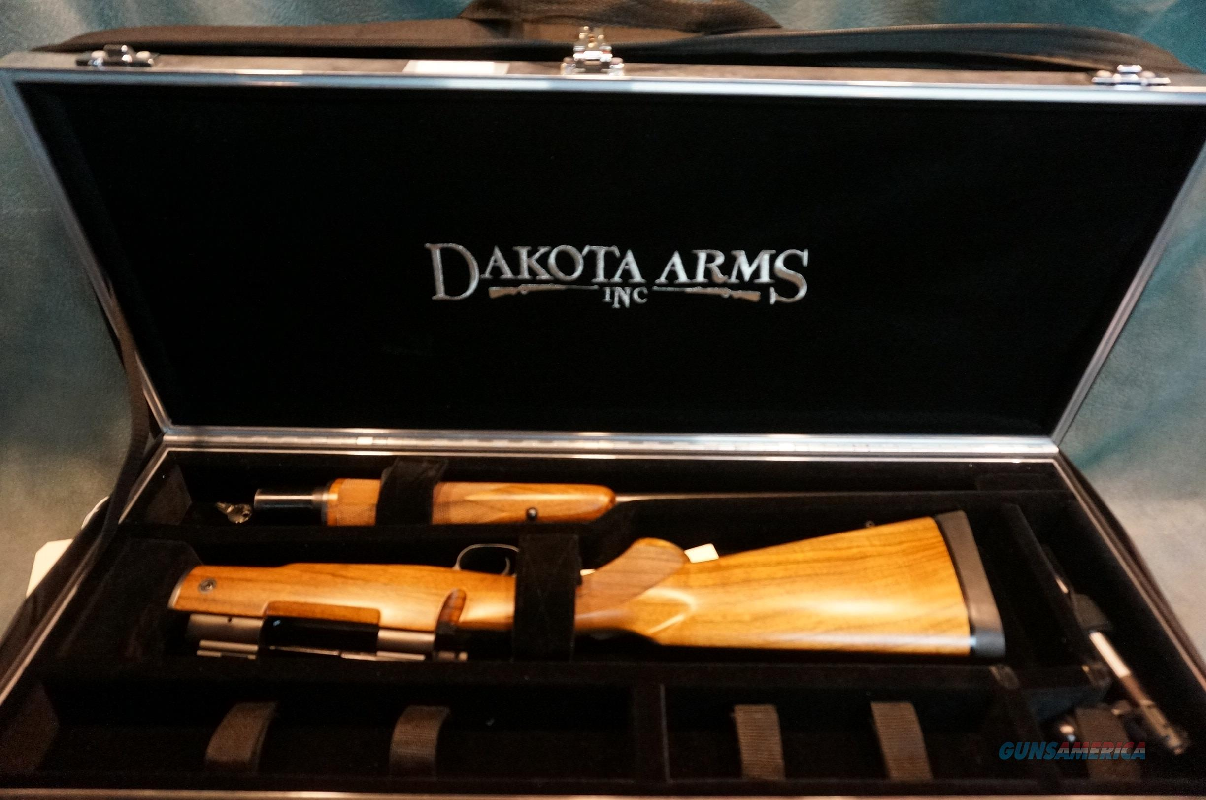 Dakota Arms Model 76 Traveler 7mmWbyMag takedown rifle  Guns > Rifles > Dakota Arms Rifles