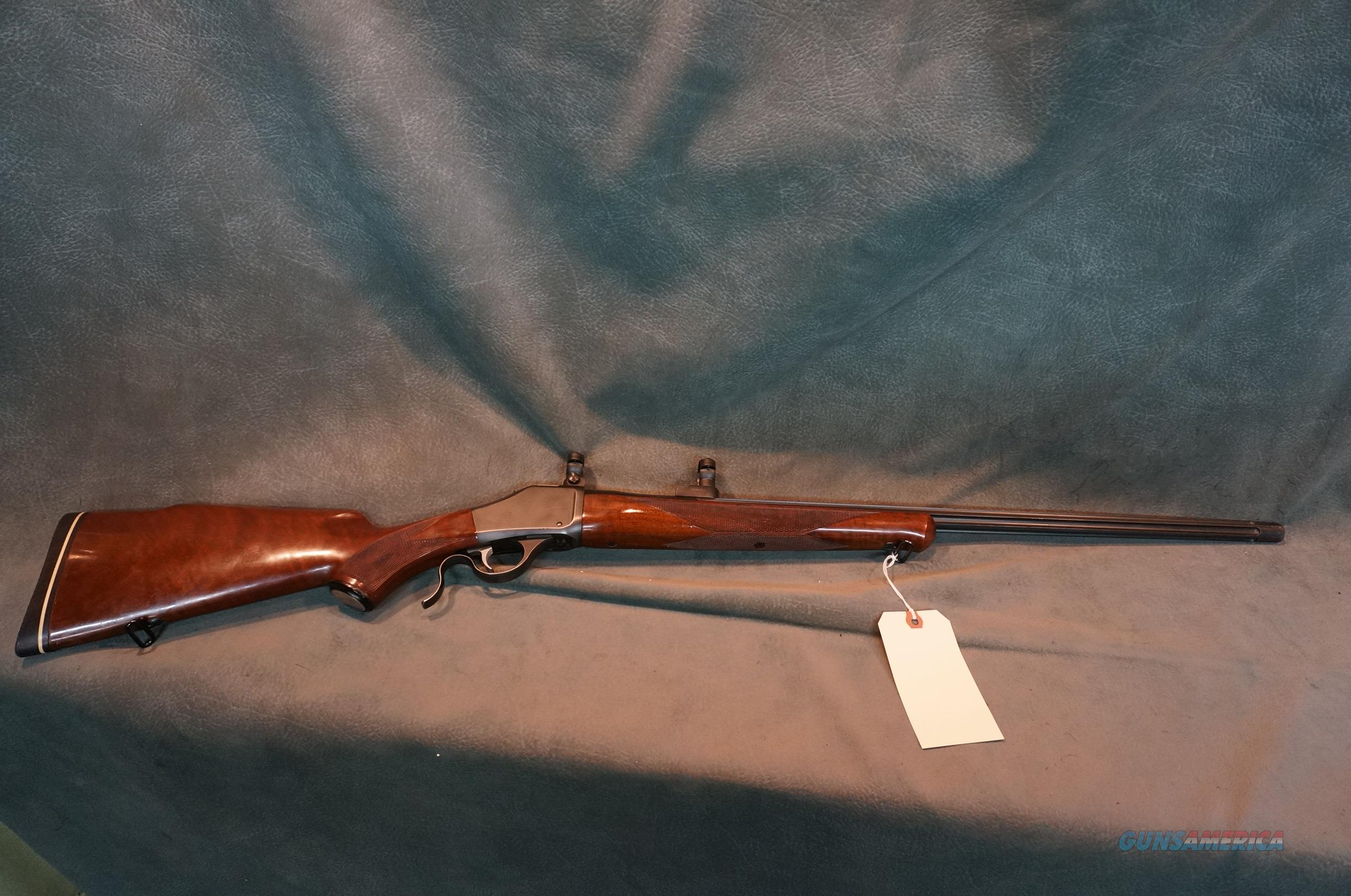 Browning B78 6mm custom  Guns > Rifles > Browning Rifles > Single Shot