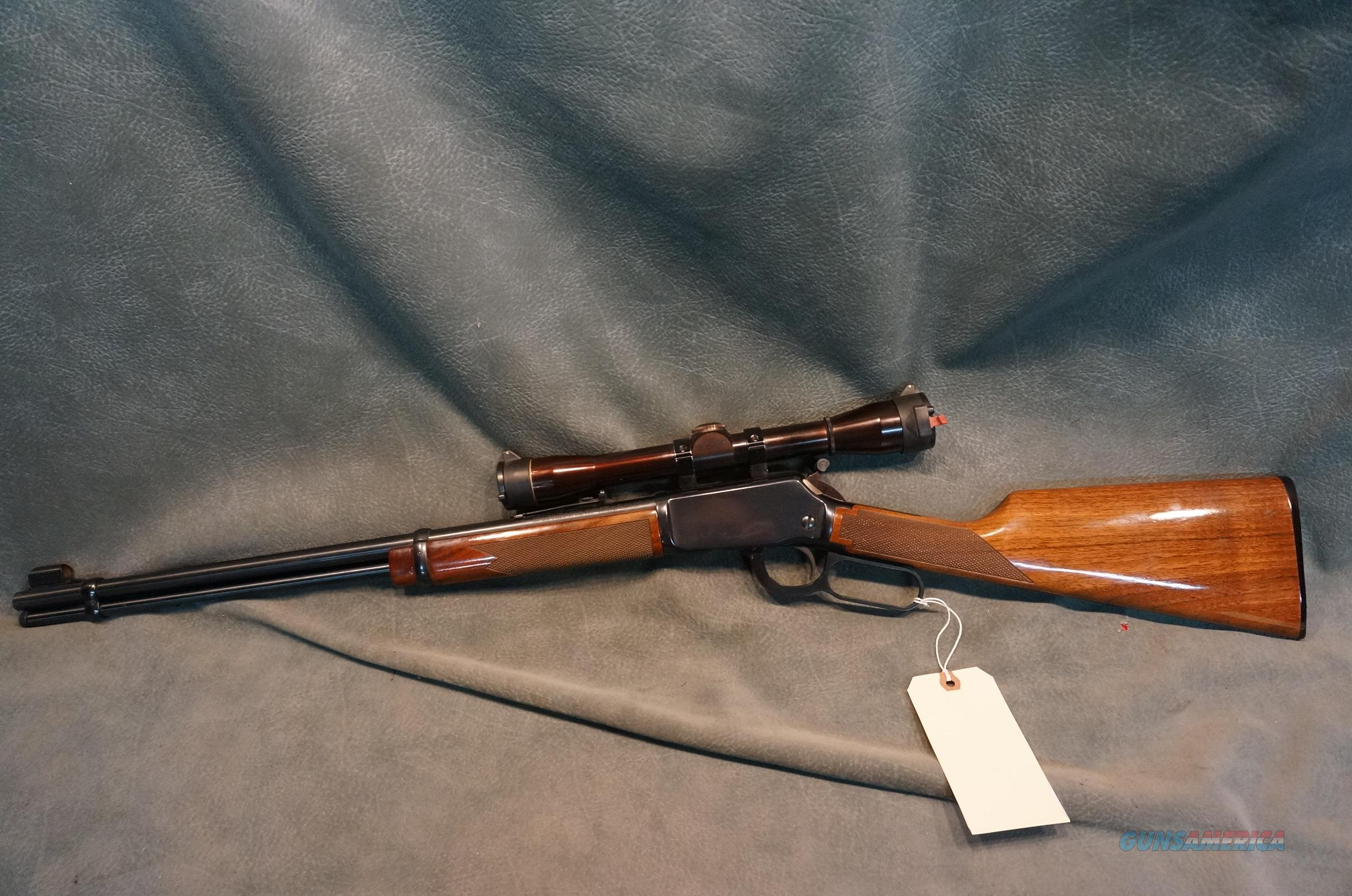 Winchester 9422M XTR 22Mag   Guns > Rifles > Winchester Rifles - Modern Lever > Other Lever > Post-64