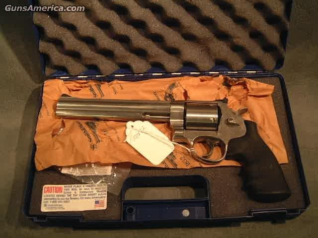 "M657 41Mag 7 1/2""  Guns > Pistols > Smith & Wesson Revolvers"