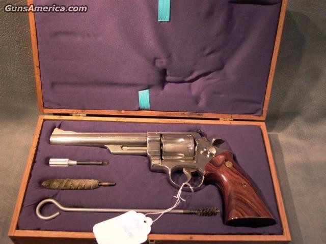 "M29-2 44Mag 6 1/2"" nickel  Guns > Pistols > Smith & Wesson Revolvers"