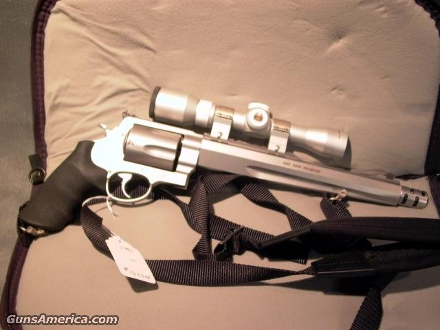 "M500 Performance Center 10""  Guns > Pistols > Smith & Wesson Revolvers"