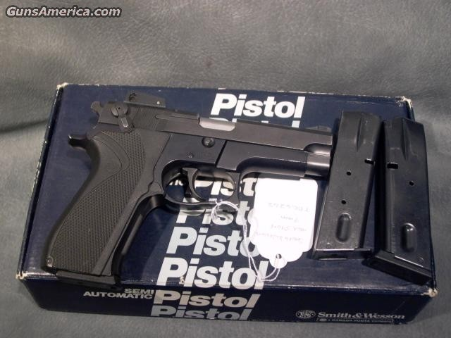 5904 9mm adjustable sights  Guns > Pistols > Smith & Wesson Pistols - Autos