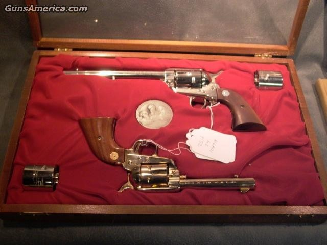 Pony Express Set 22/45  Guns > Rifles > Colt Commemorative Rifles