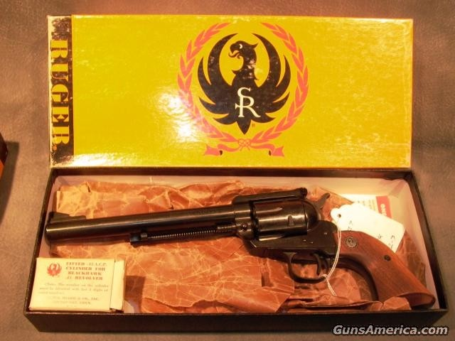 "Blackhawk 45LC/45ACP 7 1/2""NIB  Guns > Pistols > Ruger Single Action Revolvers"