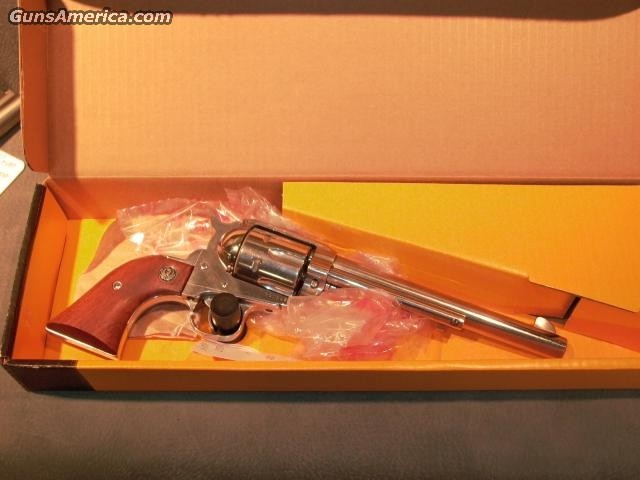 "Vaquero 44-40 7 1/2"" SS  Guns > Pistols > Ruger Single Action Revolvers"
