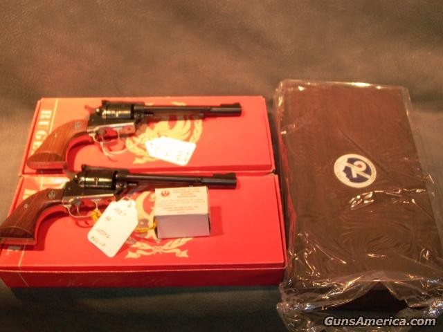 Colorado CentennialConsec Pair  Guns > Pistols > Ruger Single Action Revolvers