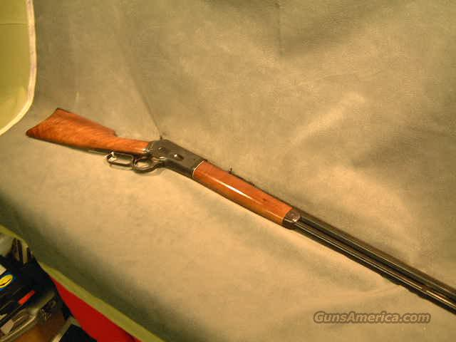 Browning M1886 45-70 Gov  Guns > Rifles > Browning Rifles > Lever Action