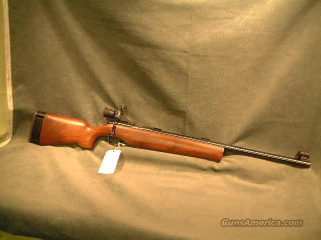 Kimber Government match 22LR  Guns > Rifles > Kimber of Oregon Rifles