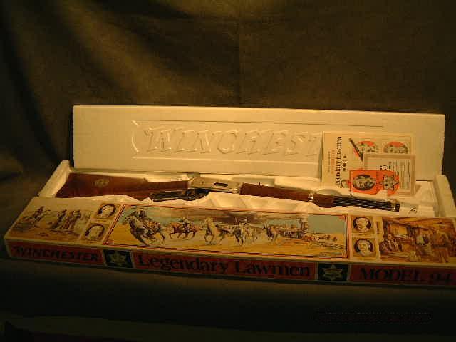 Winchester M94 Legendary Lawmen  Guns > Rifles > Winchester Rifle Commemoratives