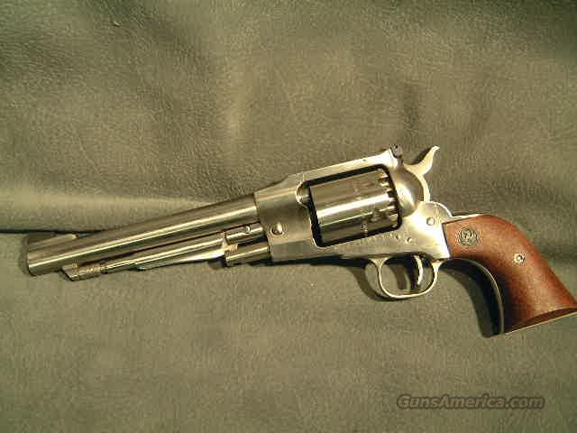 Ruger Old Army 45 SS  Guns > Pistols > Ruger Cap & Ball Revolvers