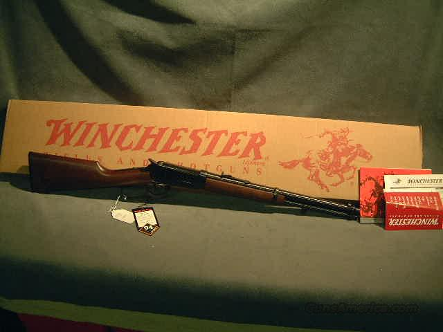 Winchester M94 Trapper 44Mag  Guns > Rifles > Winchester Rifles - Modern Lever > Model 94 > Post-64
