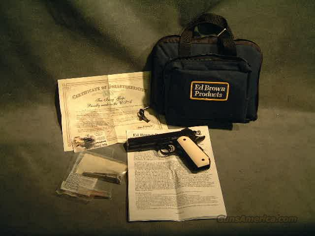 Ed Brown Executive Carry 45ACP  Guns > Pistols > Ed Brown Pistols