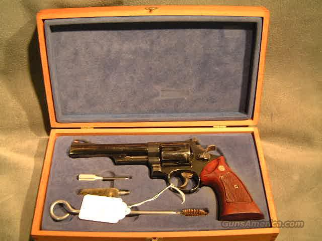 S+W 29-2 44Mag  Guns > Pistols > Smith & Wesson Revolvers > Full Frame Revolver