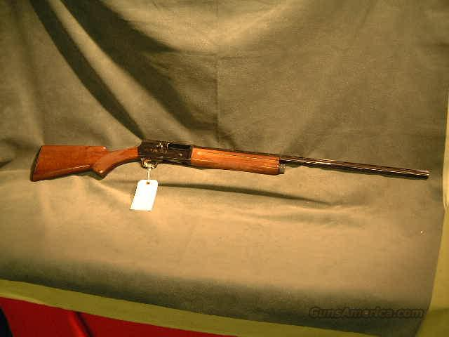 Browning A5 20Ga  Guns > Shotguns > Browning Shotguns > Autoloaders > Hunting