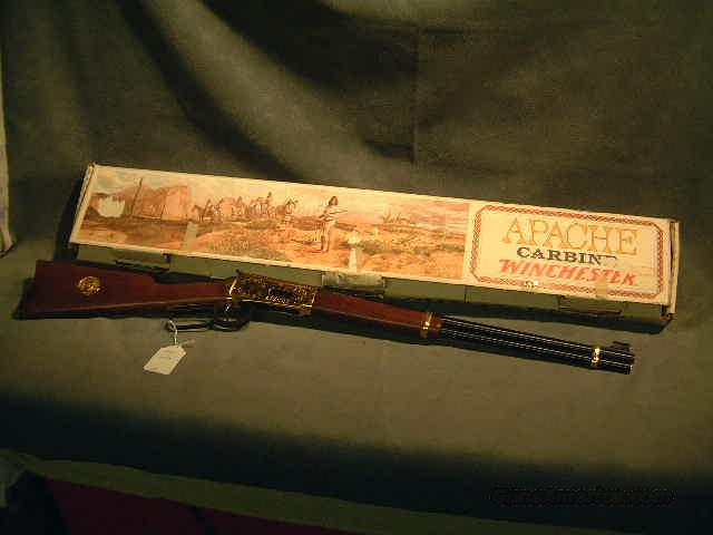 Winchester M94 Apache   Guns > Rifles > Winchester Rifle Commemoratives