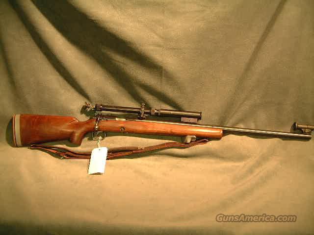 Winchester M52C 22Lr  Guns > Rifles > Winchester Rifles - Modern Bolt/Auto/Single > Other Bolt Action