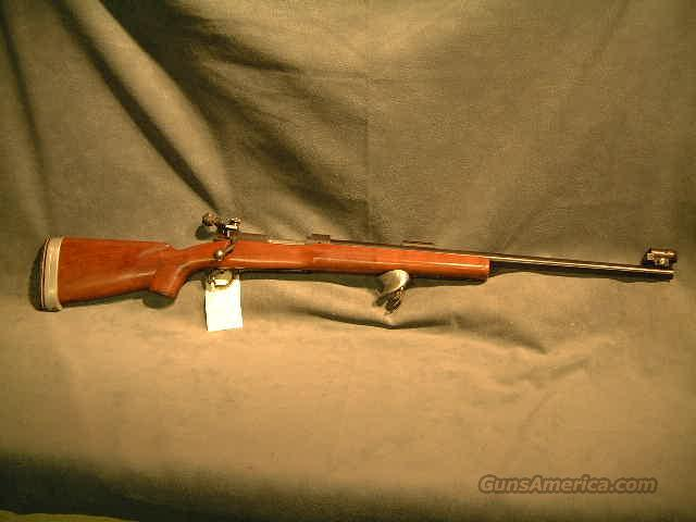 Winchester M70 Target 308  Guns > Rifles > Winchester Rifles - Modern Bolt/Auto/Single > Model 70 > Post-64