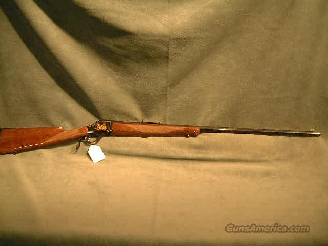 Browning 1885 Wyoming 25-06  Guns > Rifles > Browning Rifles > Singe Shot