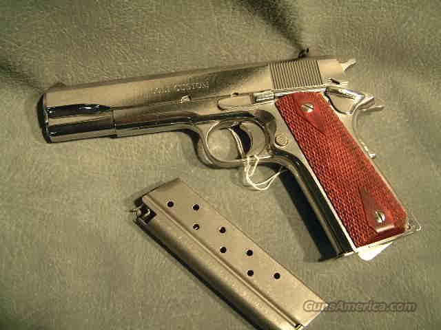 Colt Custom 38 Super  Guns > Pistols > Colt Automatic Pistols (1911 & Var)