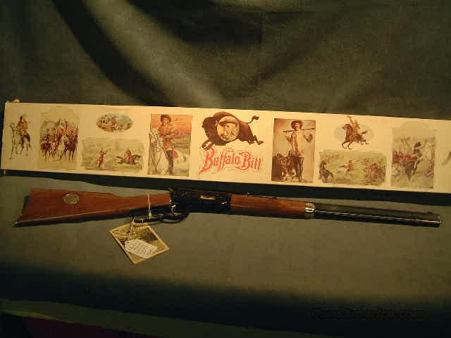 Winchester Buffalo Bill 30X30  Guns > Rifles > Winchester Rifle Commemoratives