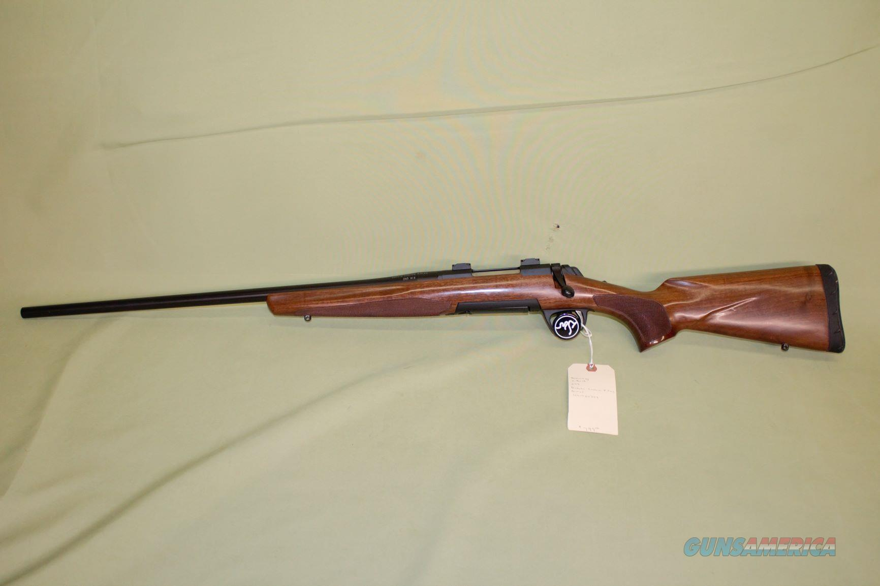 Browning X-Bolt 243 Win Left Handed   Guns > Rifles > Browning Rifles > Bolt Action > Hunting > Blue