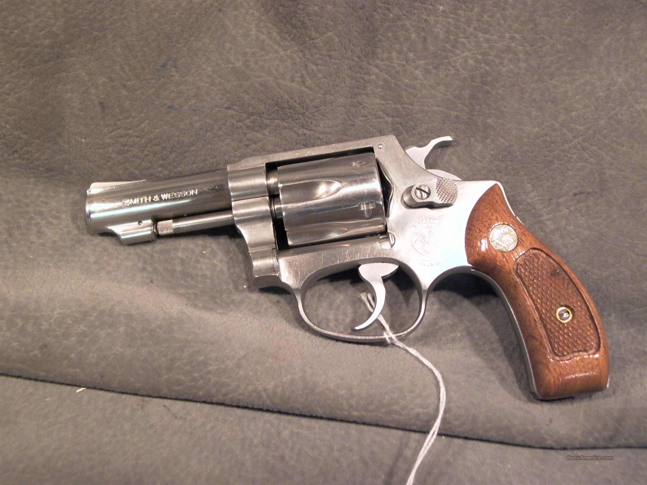 "S+W M650 22Mag 3""  Guns > Pistols > Smith & Wesson Revolvers > Pocket Pistols"