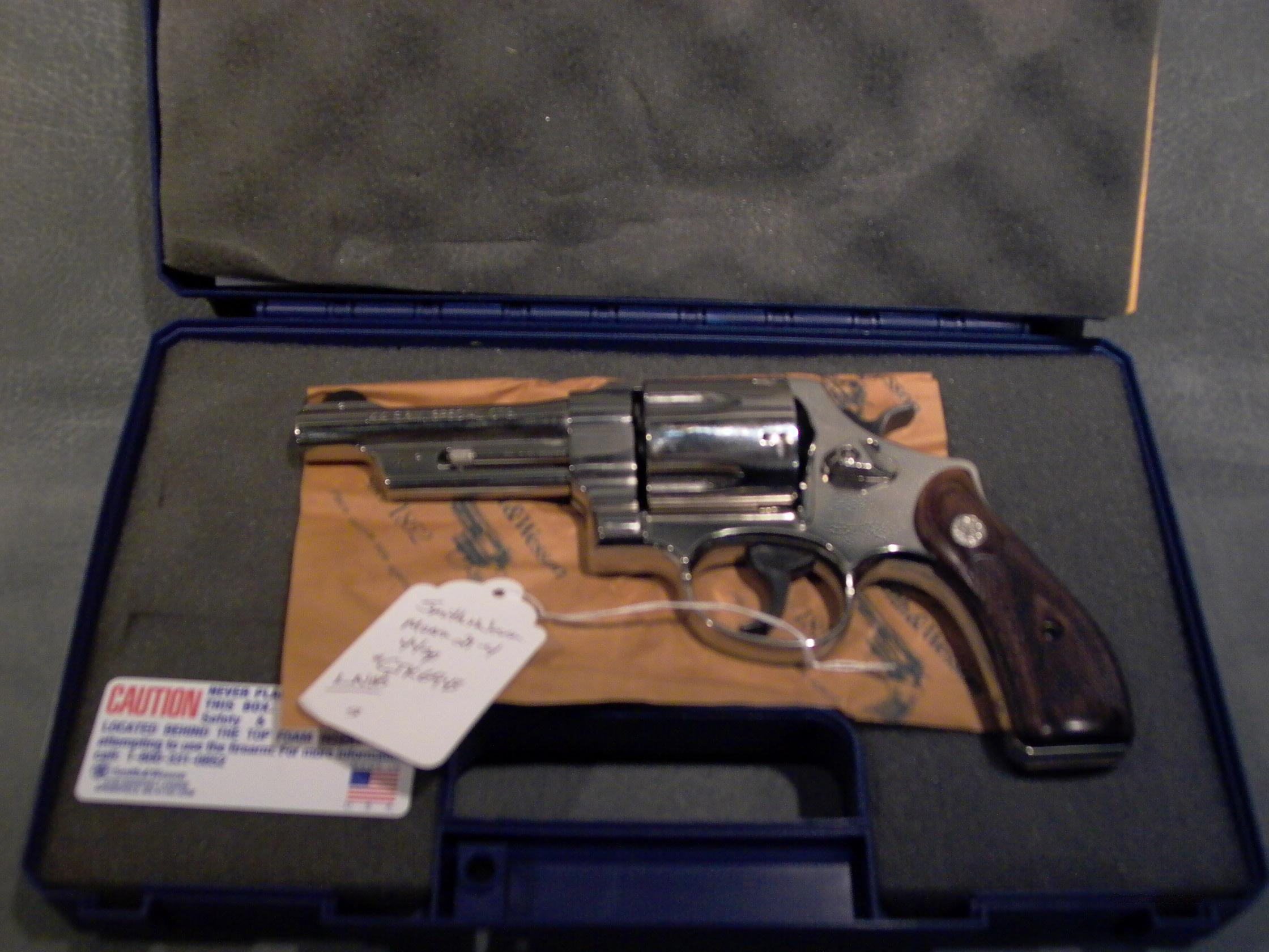 S+W M21-4 44Sp  Guns > Pistols > Smith & Wesson Revolvers > Full Frame Revolver