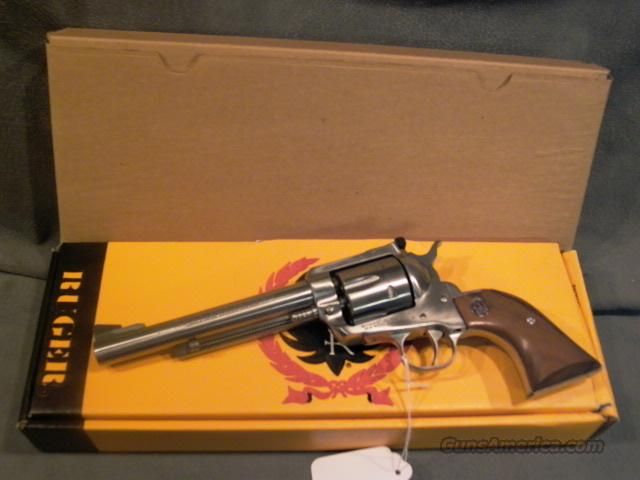 Ruger NM Blackhawk 357Mag stainless  Guns > Pistols > Ruger Single Action Revolvers > Blackhawk Type