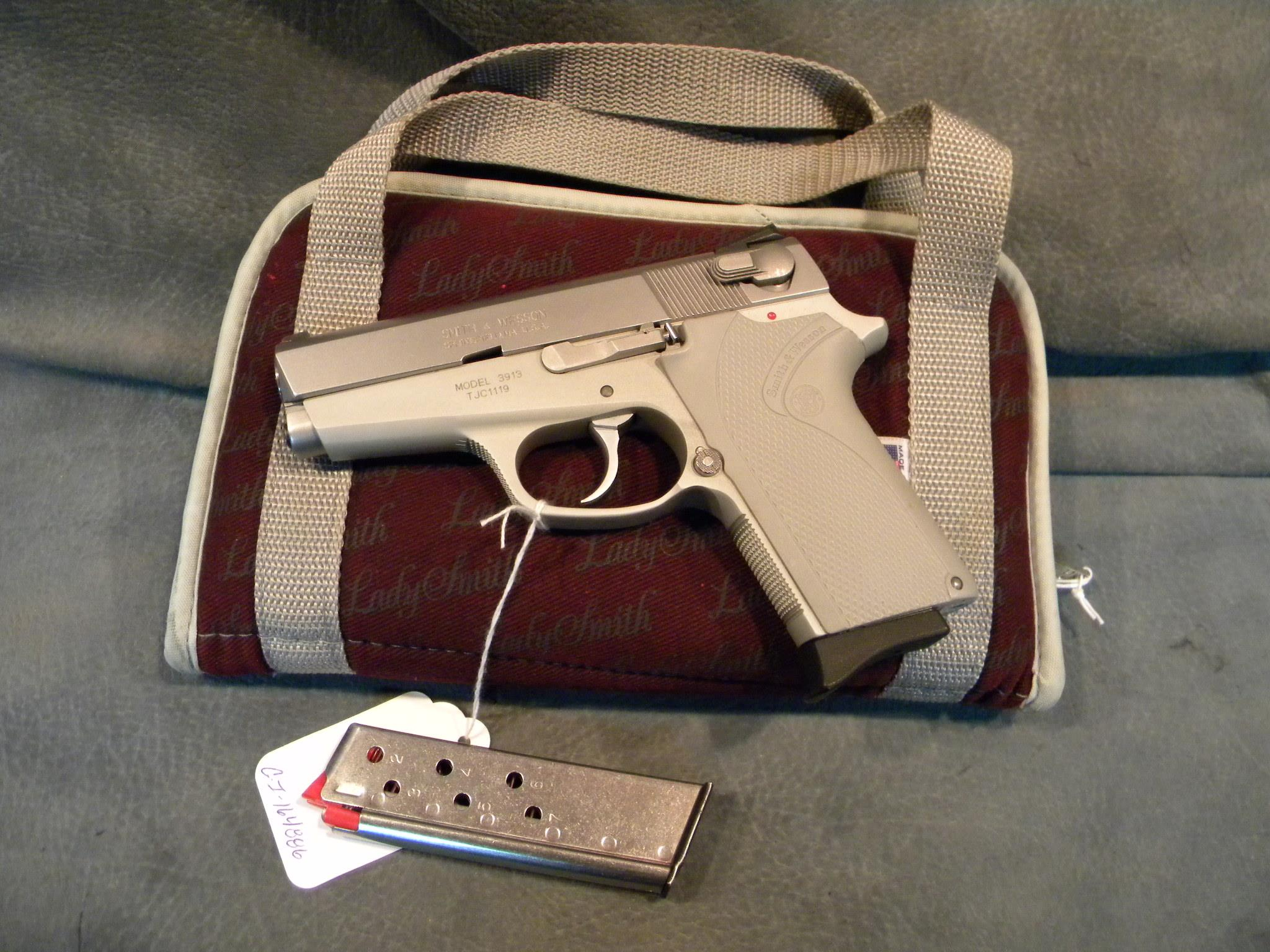 S+W Ladysmith 9mm  Guns > Pistols > Smith & Wesson Pistols - Autos > Alloy Frame