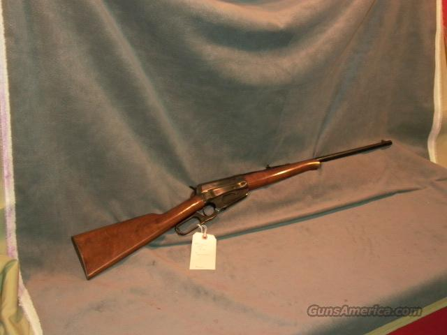 Browning 1895 30-06   Guns > Rifles > Browning Rifles > Lever Action