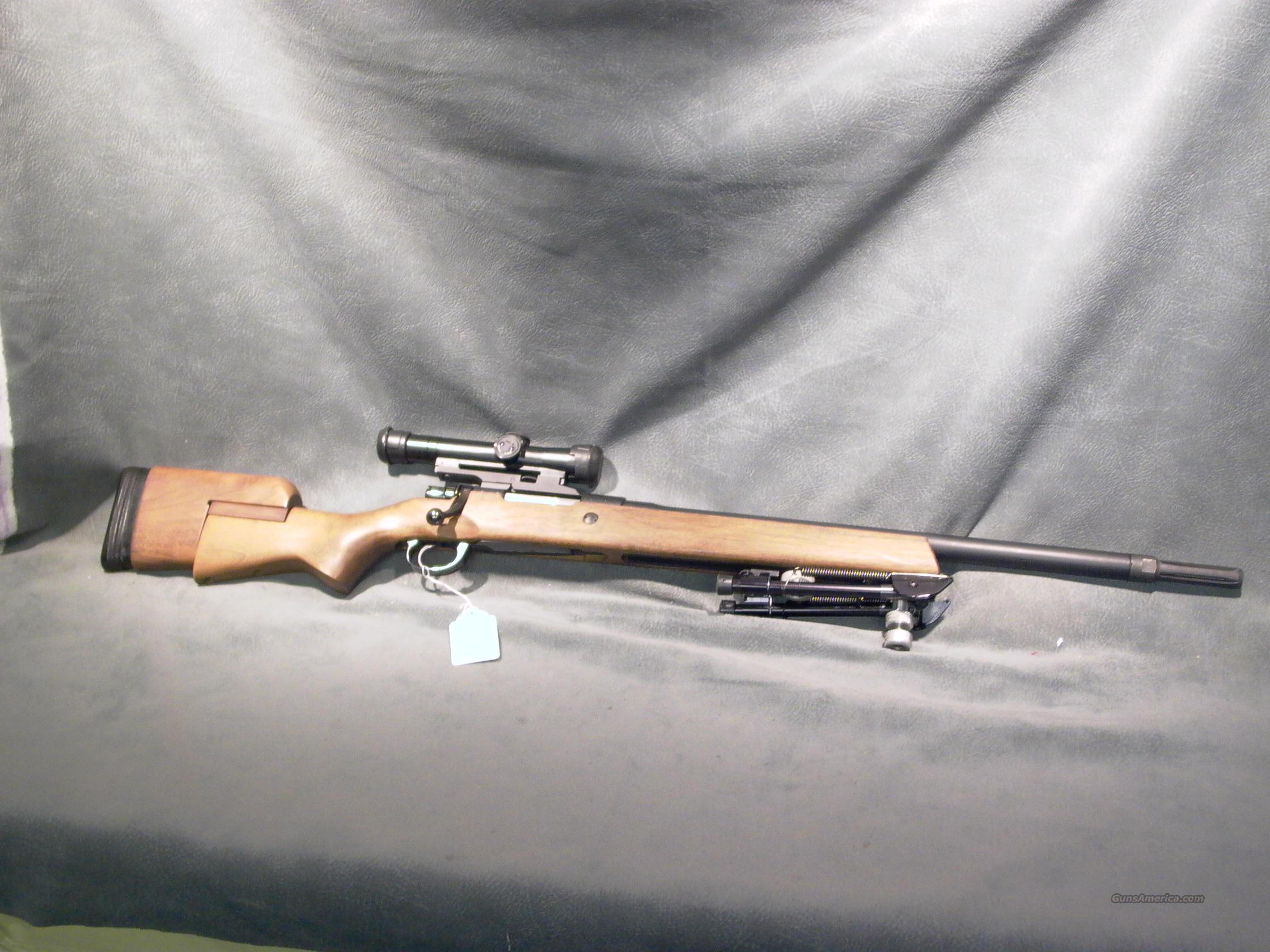 FN M30 Sniper Rifle 308  Guns > Rifles > FNH - Fabrique Nationale (FN) Rifles > Bolt action > Tactical