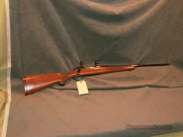 Ruger M77 tang safety 7mmRemMag  Guns > Rifles > Ruger Rifles > Model 77