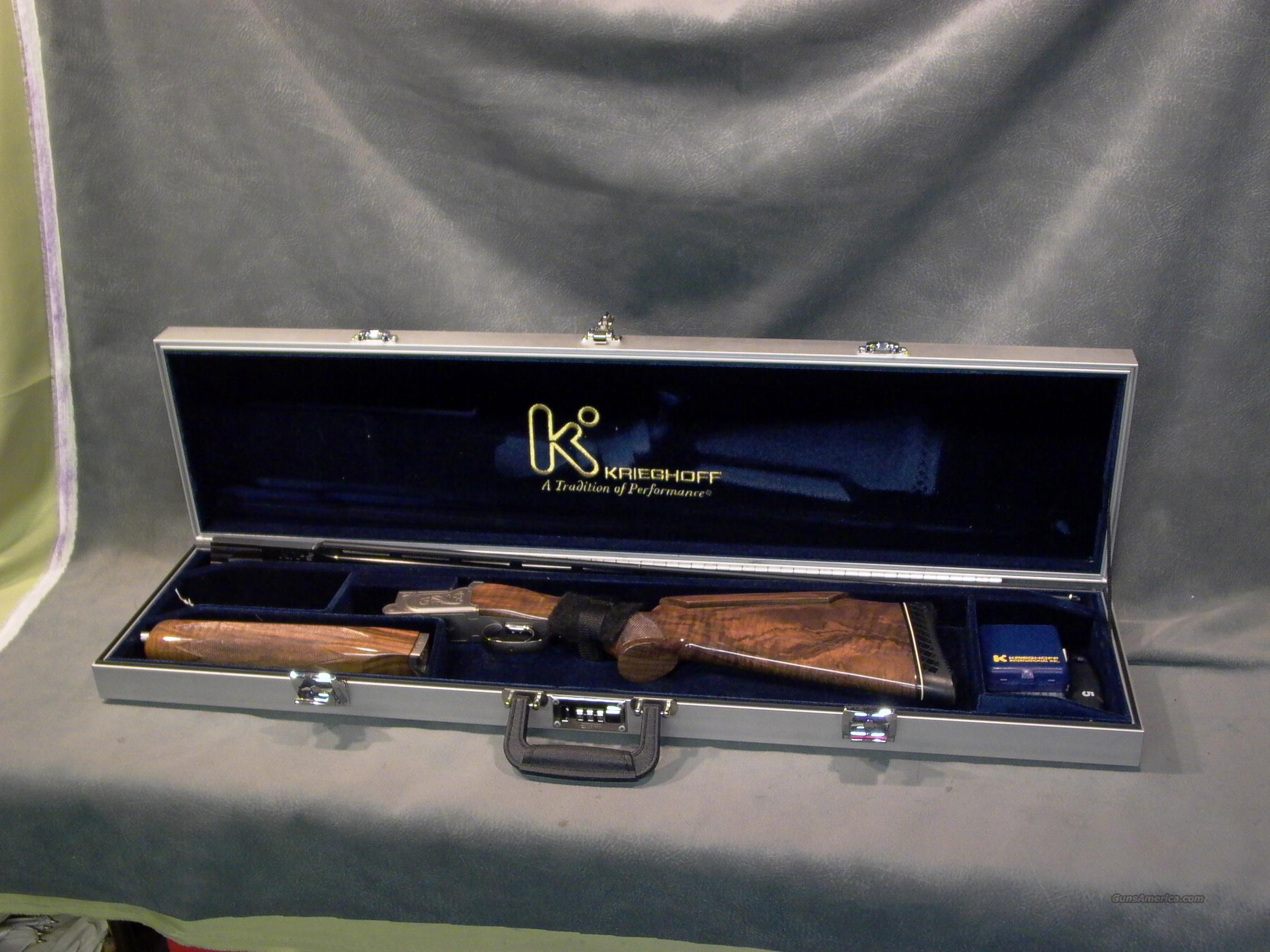 "Krieghoff KX-5 12ga 34"" upgraded wood  Guns > Shotguns > Krieghoff Shotguns"