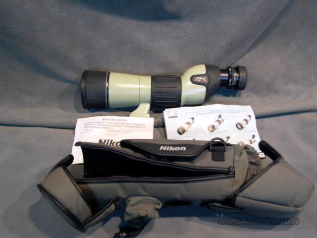 Nikon Fieldscope TF3 ED 15-45x60  Non-Guns > Scopes/Mounts/Rings & Optics > Non-Scope Optics > Other