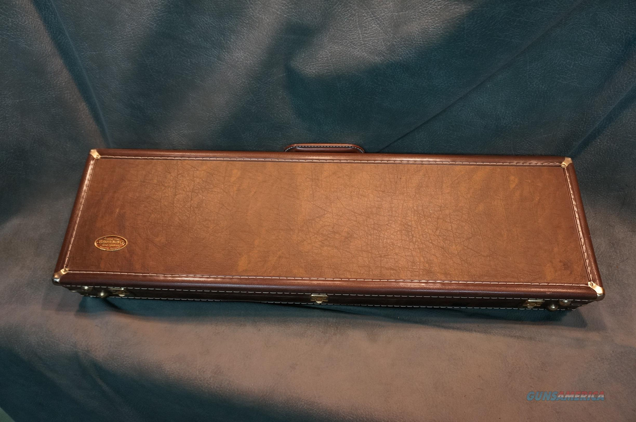 Browning Hard Case for takedown shotgun  Non-Guns > Gun Cases