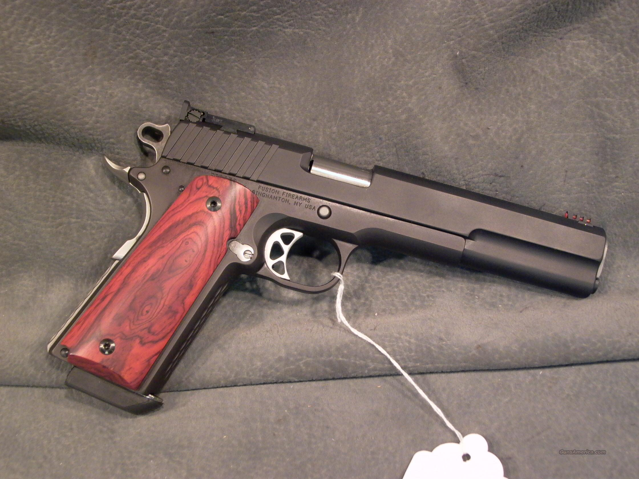 Fusion Firearms 10mm Longslide  Guns > Pistols > Custom Pistols > 1911 Family