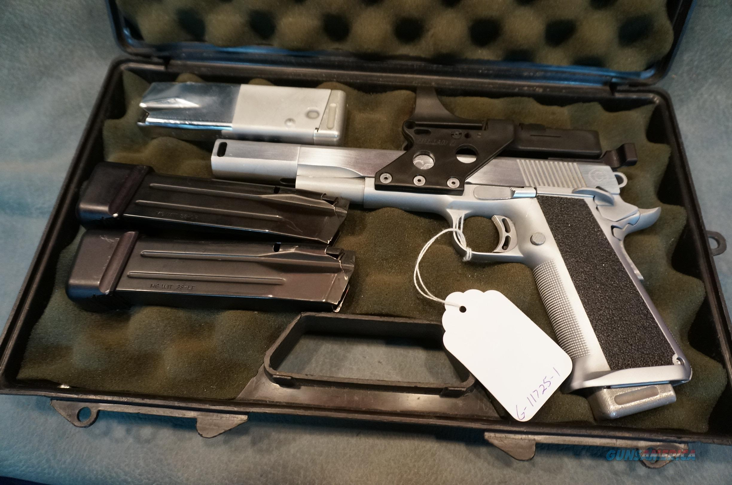 Caspian Race Gun 38 Super C More Serendipity  Guns > Pistols > Tactical Pistols Misc.