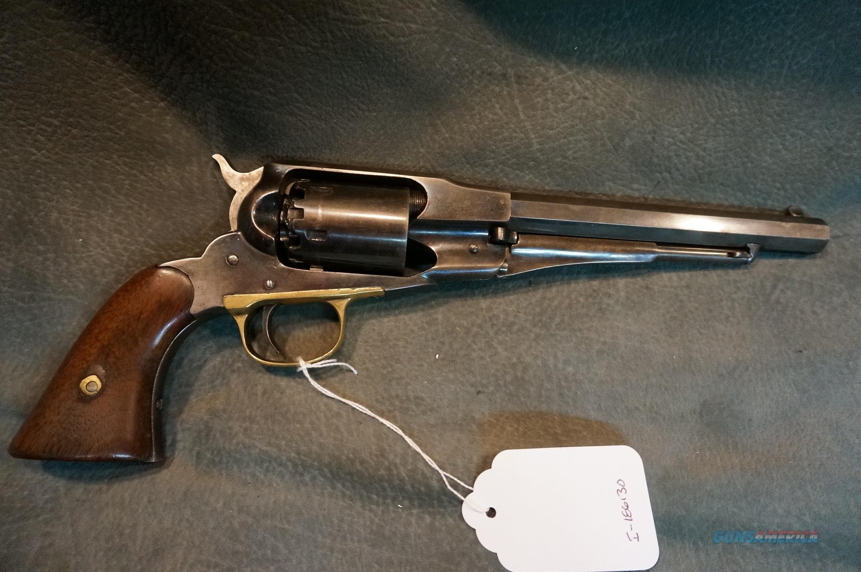 Remington New Model Navy 36cal   Guns > Pistols > Remington Pistols - Pre-1899